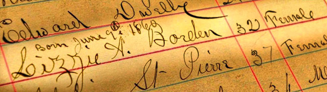 Lizzie-Borden-booking-signature