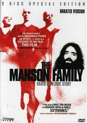 The Manson Family 2 Disc