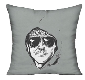 Unabomber-Pillow
